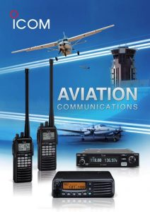 ICOM – 8 33 kHz airband radios range   Micro World